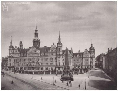 Dresden - Das Schloss