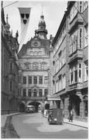 Schwarzweißaufnahme, 1933